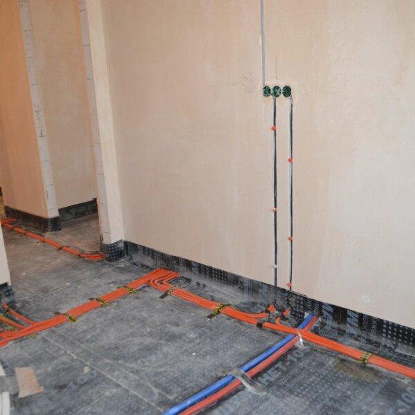 электрика по шумоизоляции в квартире
