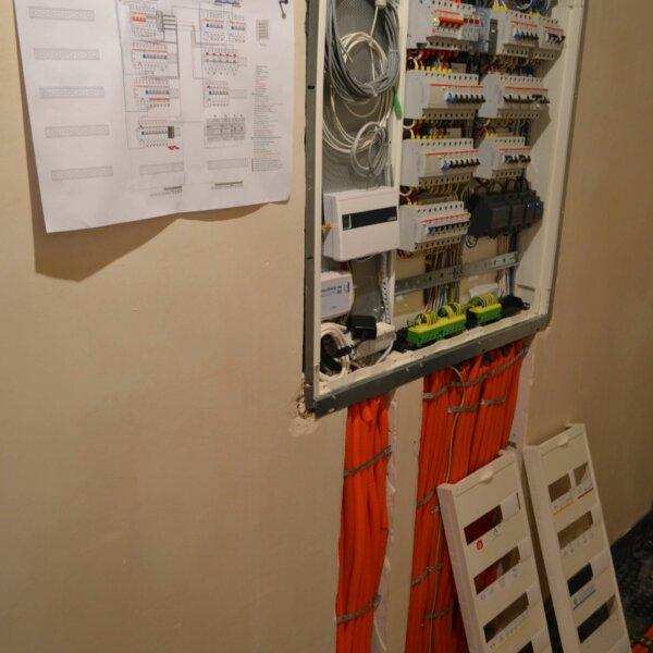 щит электрика в кваритре