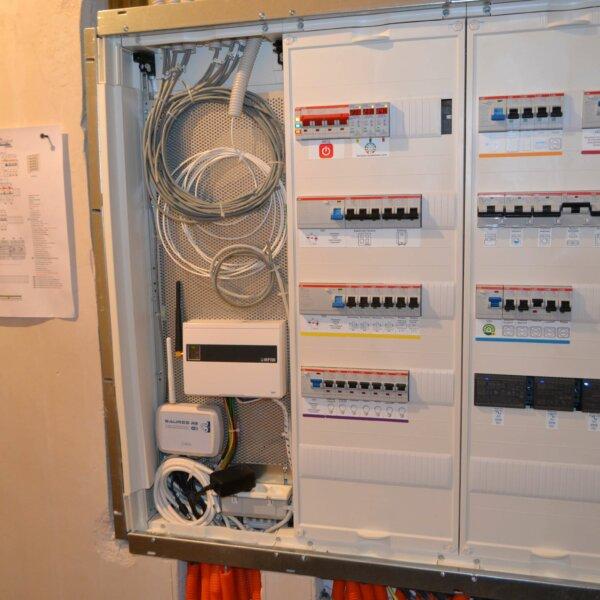 Электрощит электрика в квартире