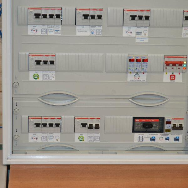 Сборка электрощита в частный дом