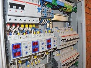 Проектирование и сборка электрощитов