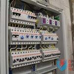 Сборка и подключение электрощитов