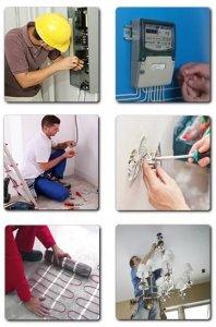 Расценки на электромонтажные работы, цены на электромонтажные работы под ключ, прайс от установки розеток до замены электропроводки в квартире цена.
